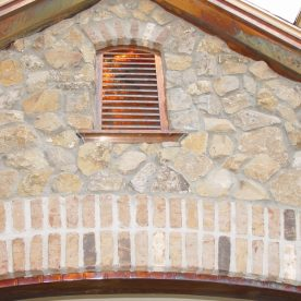 custom metal vent